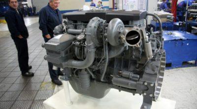 КАМАЗ рассекретил новый двигатель Р6