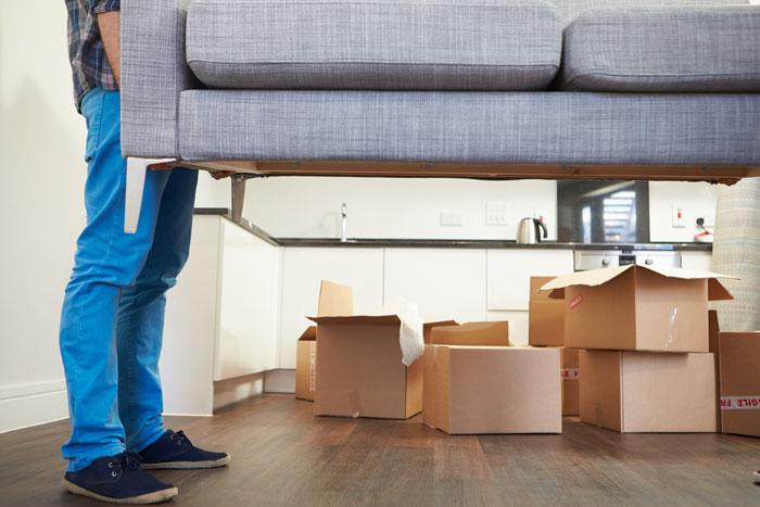 Упаковка, монтаж/демонтаж мебели