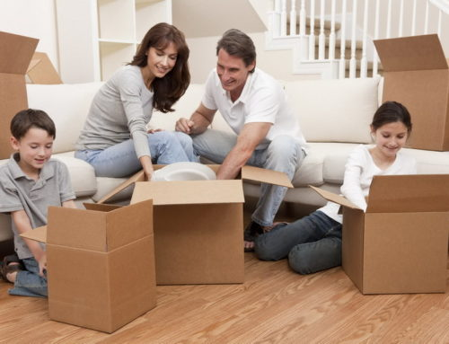 Как лучше упаковать вещи при переезде