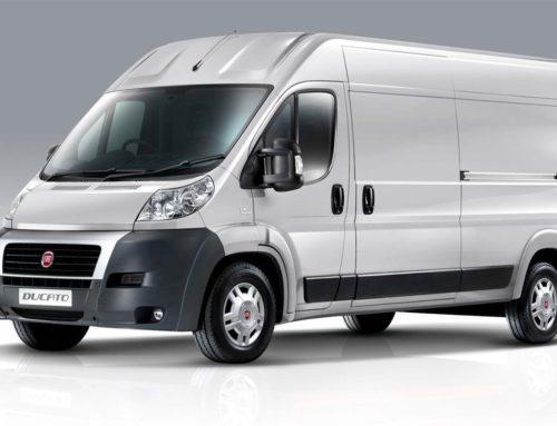 Как выбрать фургон для офисного переезда
